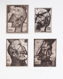 Four Head Composite from Brodsky and Utkin: Projects 1981 - 1990
