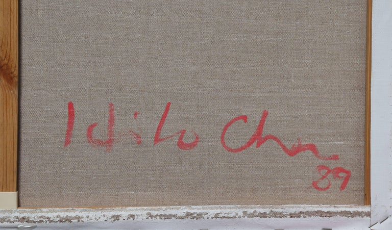 Hilo Chen - MB 1-2, Blonde Nude Woman For Sale at 1stdibs
