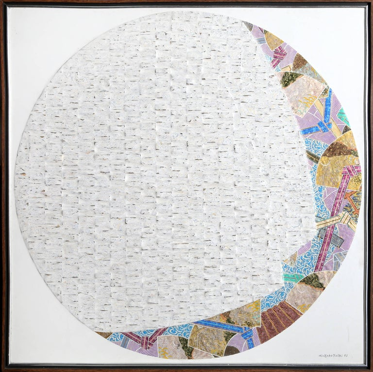Kazuo Wakabayashi Abstract Painting - Shiki