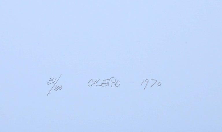 Untitled - Print by Carmen Cicero