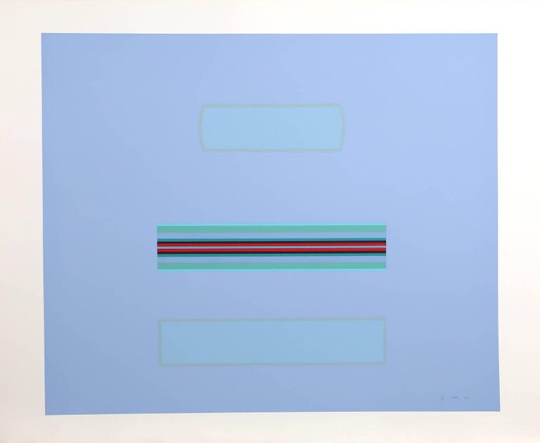 Carmen Cicero Abstract Print - Untitled