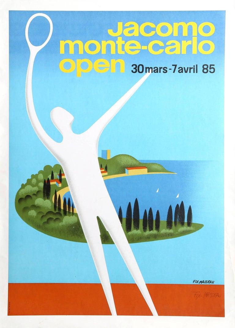 Jacomo, Monte Carlo Open