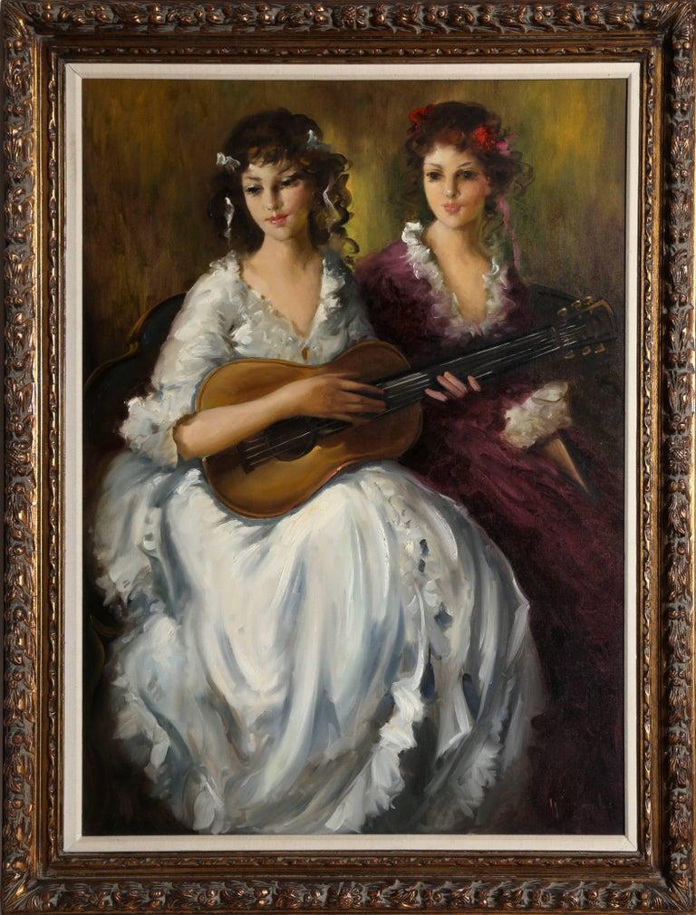Duet by Violetta de Koszeghy
