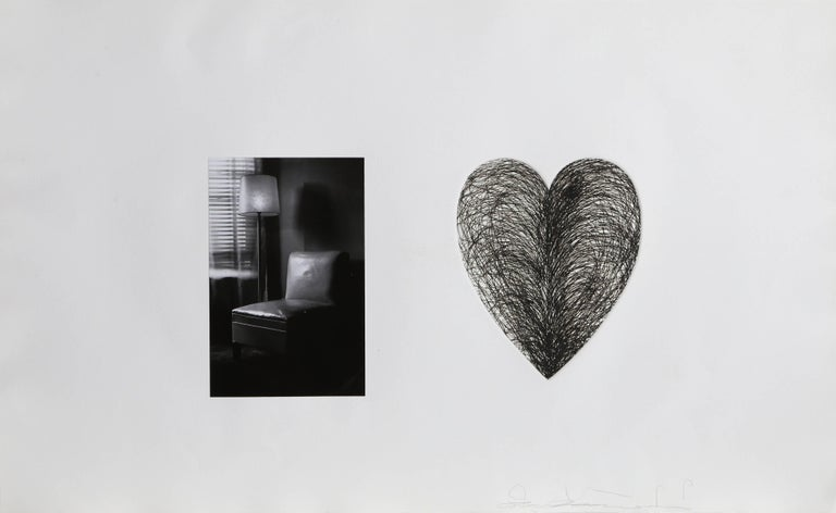 Photographs and Etchings, Jim Dine and Lee Friedlander Portfolio 1969