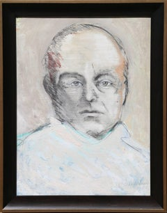 """Portrait of Truman Capote"" by John MacWhinnie"