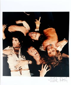 Queen, Band Photo by Mick Rock