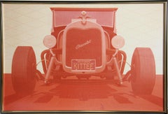 """Kittee"", Automobile Chromograph by Robert D. H. Bidner"