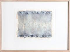 Untitled III, Encaustic Painting by Juhachiro Takada