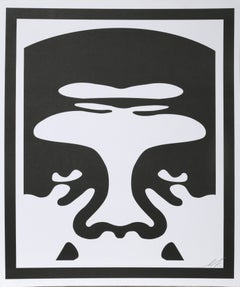Obey Giant III, Offset Lithograph by Shepard Fairey