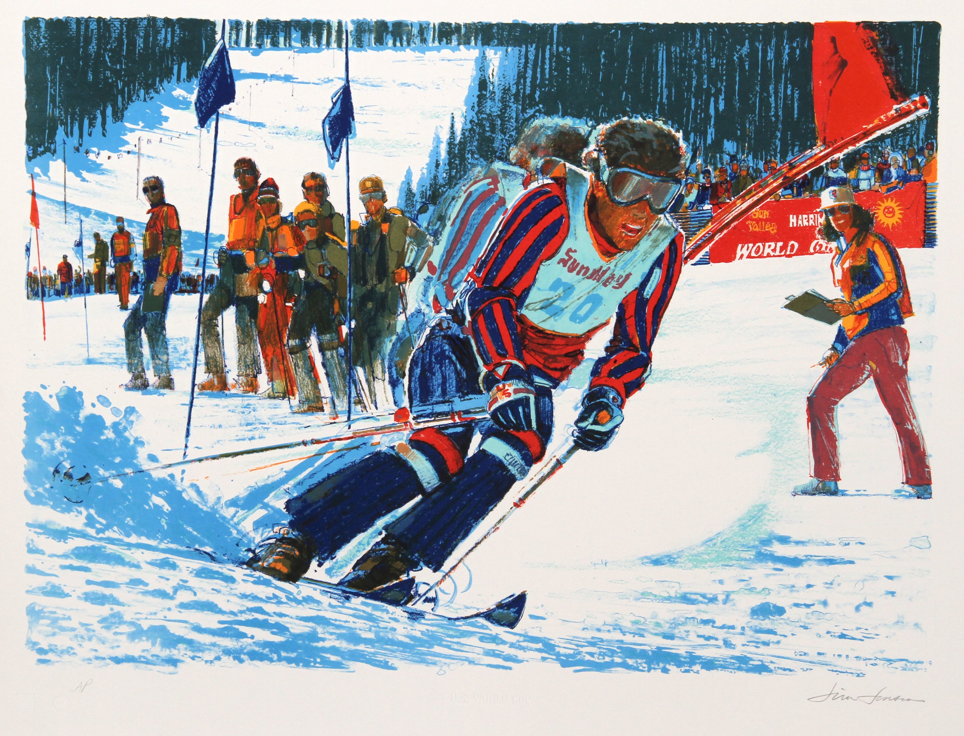 Skiing, World Cup