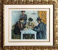 Les Jouers de Cartes (The Card Players)