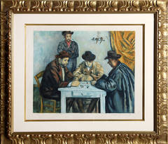 Les Jouers de Cartes (The Card Players)