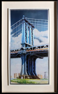 Richard Haas - Manhattan Bridge