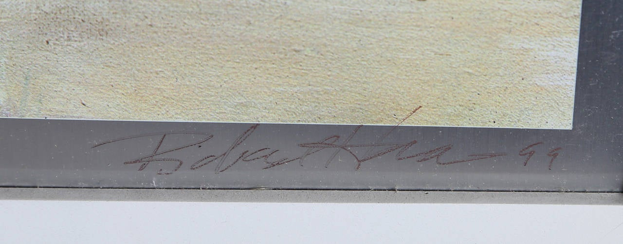 guiding light signed by muhammad ali