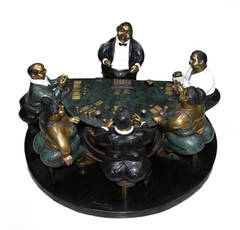 The Blackjack Table