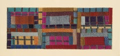 Number 3, Missoni Tapestry Wall Hanging