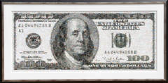 Robert Silvers - 100 Dollar Bill
