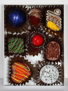 Special Assortment (Eight Chocolates)