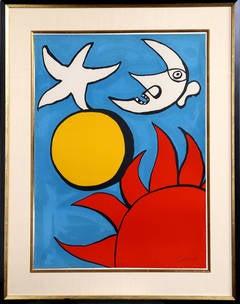 Alexander Calder - Potpourri en Ciel