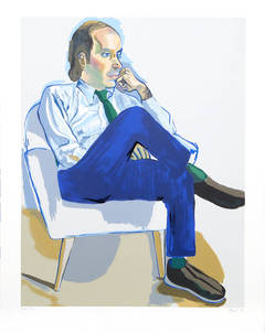 Portrait of Hartley Stockton Neel