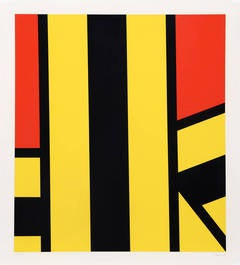 Plate V (Yellow and Red)