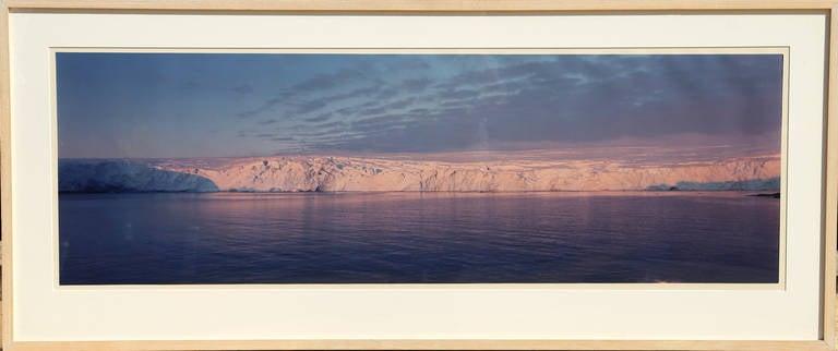 Bearing South, Antarctica