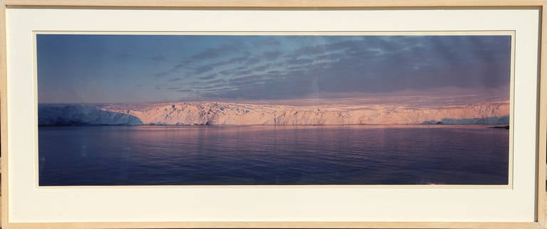 Stuart Klipper Landscape Photograph - Bearing South, Antarctica