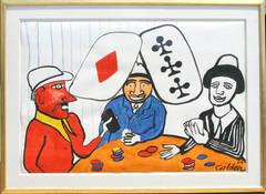 Alexander Calder - Dice