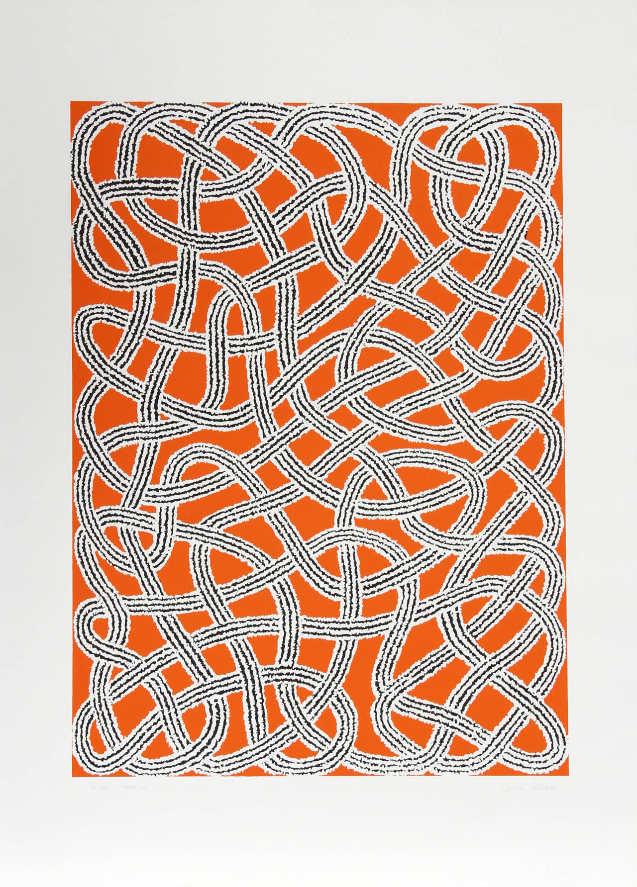 Anni Albers, Design for Rug, 1927, Harvard | Hip Modern in ...