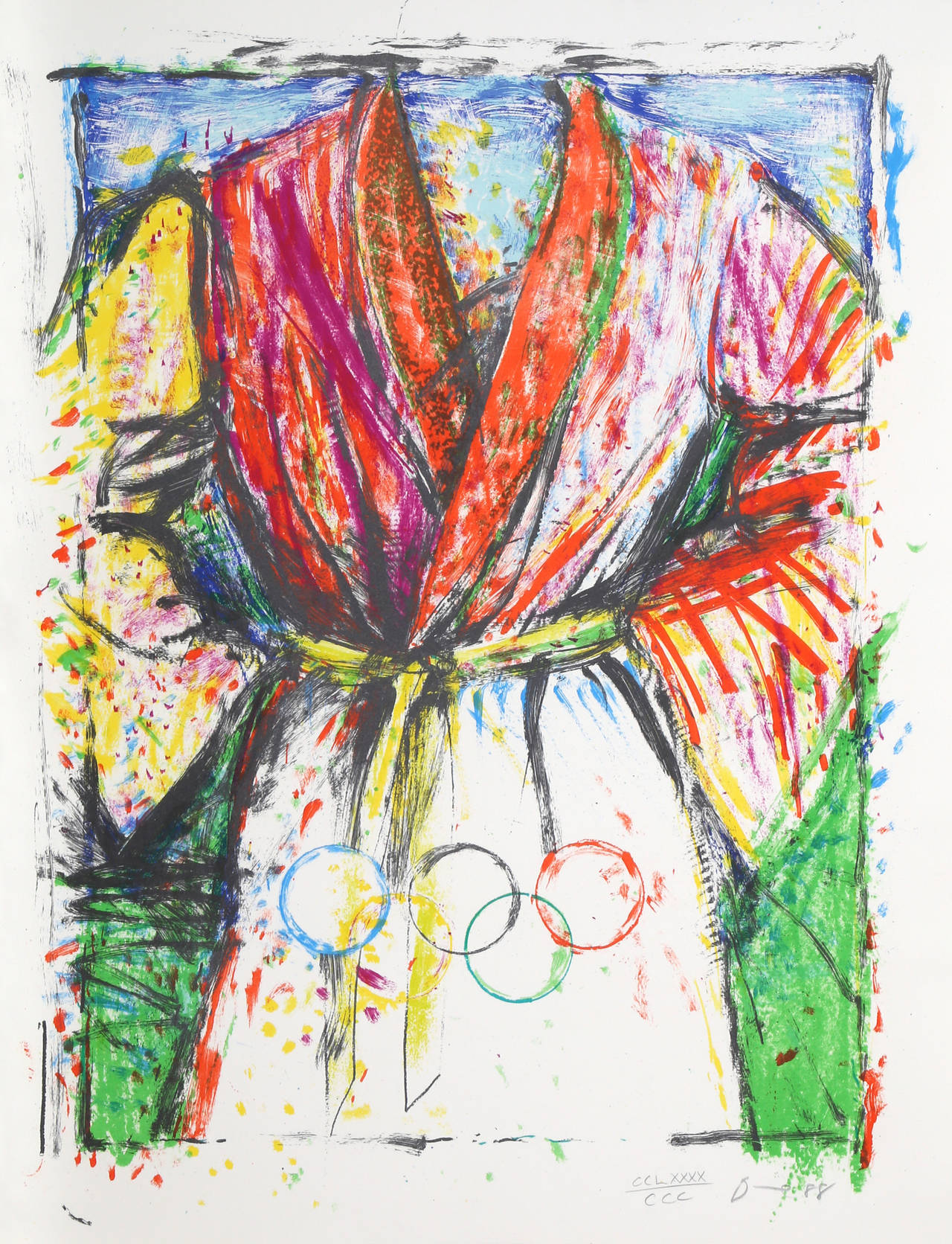 Artist: Jim Dine     