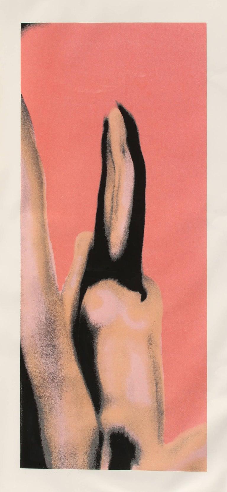 Larry Bell Nude Print - Nude 1