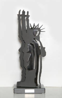 Statue of Liberty - Le Fantome de la Liberte