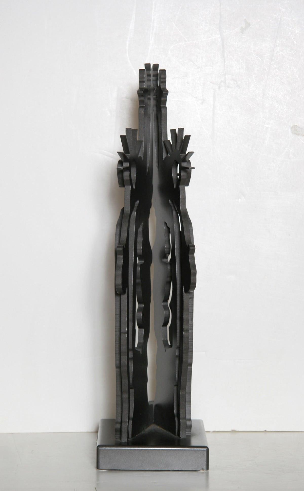 Statue of Liberty - Le Fantome de la Liberte - Conceptual Sculpture by Fernandez Arman