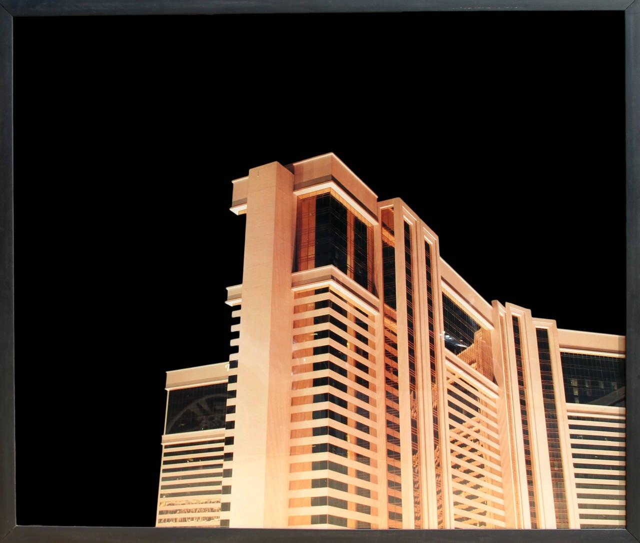 Unknown Landscape Photograph - The Mirage Hotel and Casino, Las Vegas