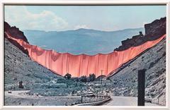 Valley Curtain, Rifle Colorado