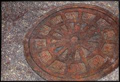 Manhole Cover (Manhattan DPW)