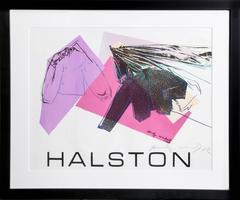 Halston Advertising Campaign (Women's Wear)