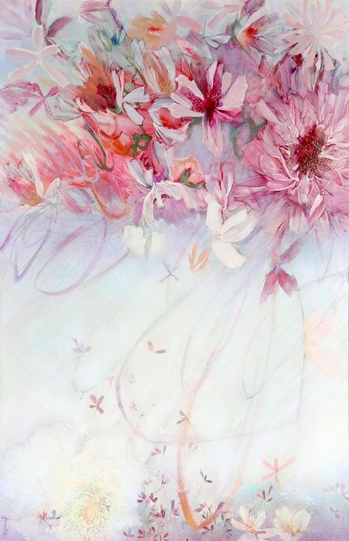 Pink Flower Blossoms