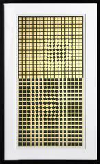 Victor Vasarely, Constellations, OP Art Screenprint