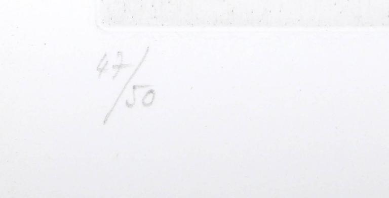 Courtisane au Lit avec un Visiteur from the 347 Series (Bloch 1553) For Sale 3