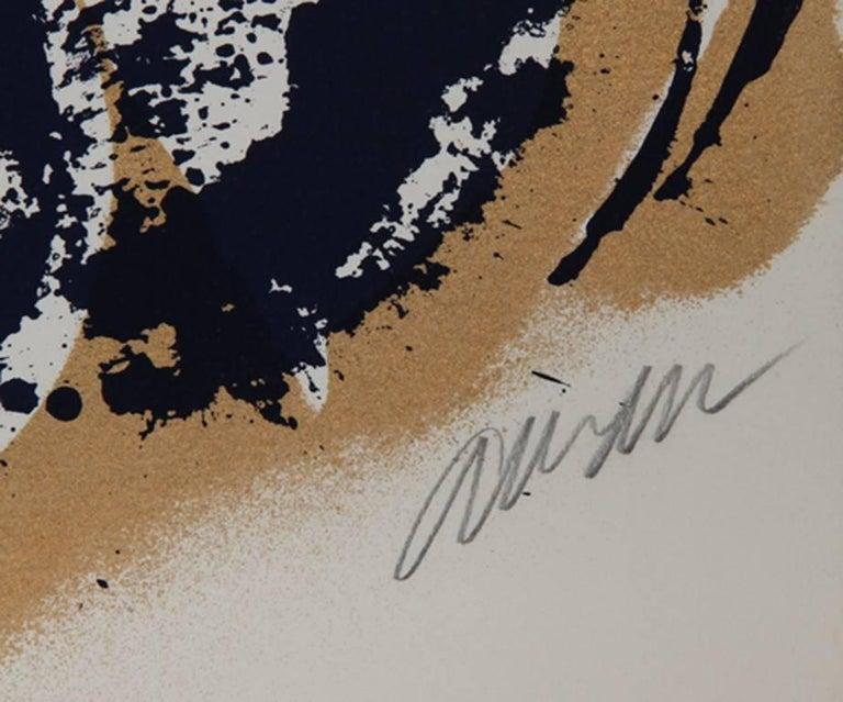 Yves Klein's Violins - Print by Arman