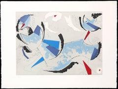 SPARTICO (Bizzarria) (G.A.184), Modern Etching by Marino Marini