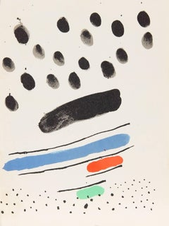 untitled from Tapis de Tarragona by Joan Miro