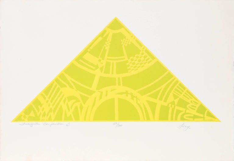Triangular Composition B