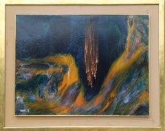 """""""Fuego Magico"""" by Leonardo Nierman, 1968"""