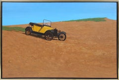 """Rhineback Special"", Automobile Painting by Robert Bidner"