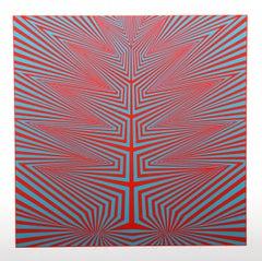 """""""Genesis III"""", 1969, Silkscreen by Roy Ahlgren"""
