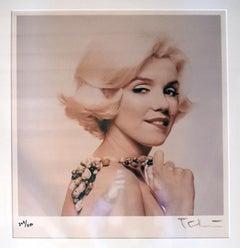 Marilyn Monroe: The Last Sitting (Biting Lip)