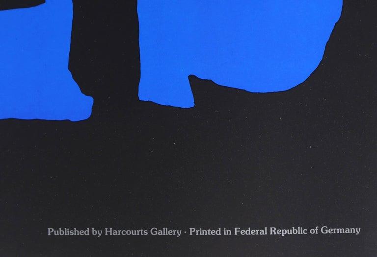 Save the Seas, Foil Embossed Poster, by Hundertwasser 1982 - Black Figurative Print by Friedensreich Hundertwasser