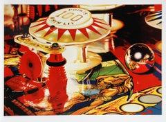 The Viking, Pinball Machine by Charles Bell